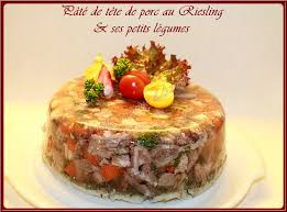 pate de tete de porc maison la table lorraine d amelie fromage de tête de porc fermier au