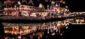 Where Are The Best Places In LA To See Christmas Lights for 2014