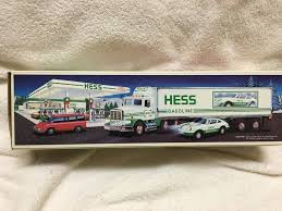 Amazon.com: Hess Truck-18 Wheeler And Racer-1992: Toys & Games 2002 Hess Truck With Plane Trucks By The Year Guide 2013 Toy Tractor Ebay Amazoncom 1999 Minature Fire Toys Games Antique Best 2000 Decor Ideas 1996 Hess Emergency Ladder 25 Toy Trucks On Pinterest Cars 2 Movie Classic Hagerty Articles 2017 Arrived Today Youtube 3 Models 1984 Tanker 1986 2day Ship 2016 And Dragster All On Sale