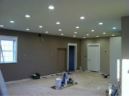 led light design led canister lights for the ceiling led recessed