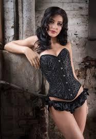 lavinia lace corset black corset lace overbust corset