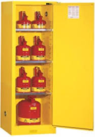 Justrite Flammable Cabinet 45 Gallon by Amazon Com Justrite 893000 Sure Grip Ex Flammable Safety Cabinet