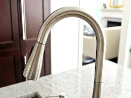 nickel remove moen kitchen faucet single hole two handle pull out