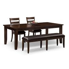 Abaco Dining Table Brown