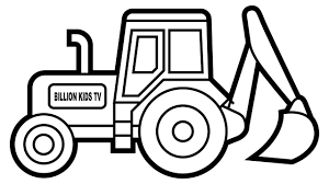 Collection Of Trucks For Kids Drawing | Download Them And Try To Solve