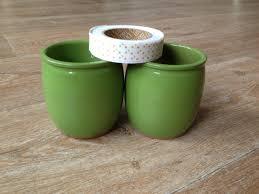 pot de yaourt recyclable plantes de pâques made in