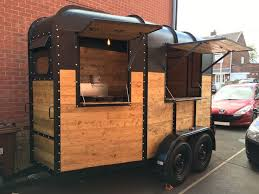 Converted Horsebox Catering Trailer Mobile Bar Coffee Burger Van Conversion