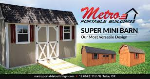 storage buildings metro portable buildings