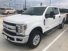 New 2019 Ford S-DTY F-250 For Sale | Stephenville TX