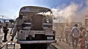 Old Engines In Japan 1950s Bus With Wood Gas Generator TANOJIRI ... Woodgas The Alternative To Fuels Autofocusca Tractor Running On Wood Gas Youtube Sold John Clevelands 1980 Ford F150 For Sale Drive On Wood What Do You Use Haul Your Out Of Woods Volvo Gasifier In 76 Dodge Power Wagon 360cid Convert Your Honda Accord Run Trash 25 Steps With Pictures Gasifier Truck Set Up Continued David Orrell Projects Compressing Into Propane Tanks Old Engines Japan 1950s Bus Generator Tanojiri From Gasoline Gasification Or Why We Dont Hemmings Daily