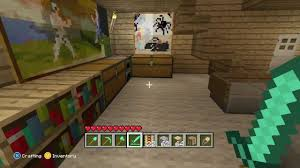 minecraft nice lounge living room designs ideas xbox edition