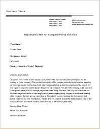 repremand letter Asafonec