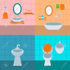 badezimmer ausrüstung symbol