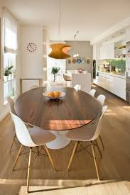 54 gorgeous oval dining tables for your modern kitchen