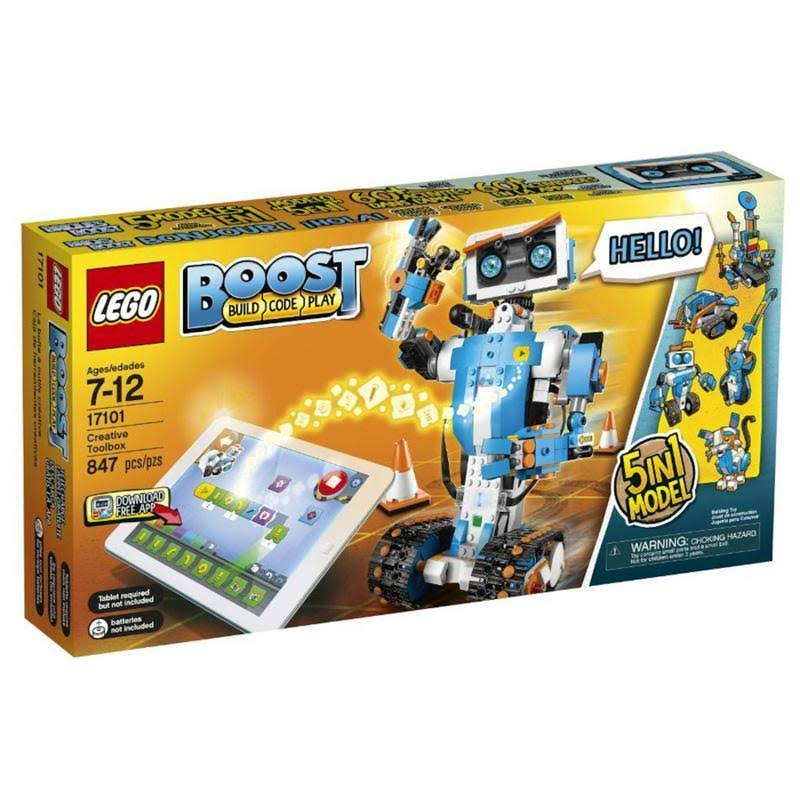 Lego Boost Creative Toolbox Building Toy