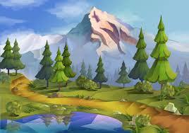 Images De Dessin Paysage Mer Imprimer Gratuit Coloriage Paysage