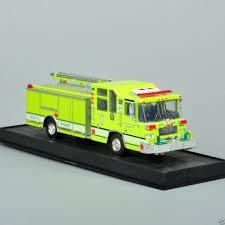 100 Diecast Fire Truck New 164 Scale Alloy 1997 Pierce Quantum Pumper