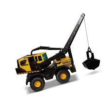 100 Tonka Crane Truck Classic Steel Vehicle EBay