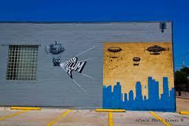 Deep Ellum Wall Murals by Dallas Afield