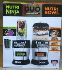 Nutri Ninja Blender Duo With Auto IQ Review
