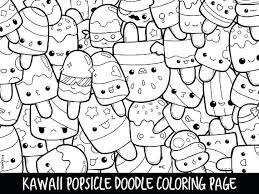 Coloring Page Kawaii 2047059