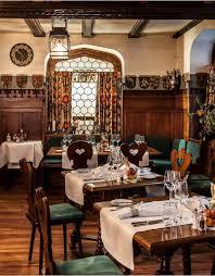 das gemütliche und historische gourmetrestaurant burgerstube