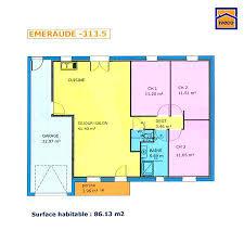 plan maison 90m2 plain pied 3 chambres plan maison plain pied 80m2 gratuit 90m2 3 chambres lzzy co