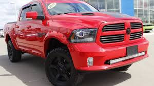 2016 Ram 1500 Sport | Custom Suspension | 20