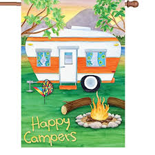 Flag Your Camp With Cool Camping Spinners And RV Flags