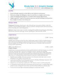Graphic Design Resumes Beautiful Designer Page1 Resume Samples Of