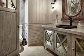 Small Rustic Bathroom Vanity Ideas by Bathrooms Design Half Wooden Shelves Modern Rustic White