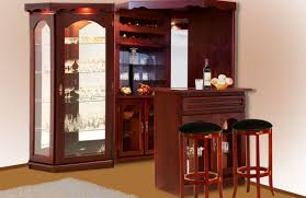 Cabinet : Dining Room Bar Stunning Bar Cabinet Furniture Ideas 15 ... Handsome Luxury Home Bar Designs 31 Awesome To Rustic Home Decor Incredible Basement Design Ideas Small Cute For Spaces With At Contemporary Style All Restaurant Interior Coaster Designscustom Gorgeous Exterior Bar Under Stairs Beautiful Modern 15 Custom Pristine White Leather Stools Dark Best 25 Designs Ideas On Pinterest House Living Room