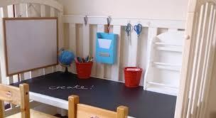 bureau pour bébé 10 astuces géniales pour recycler le lit du bébé actualités seloger