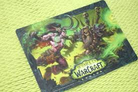 unboxing world of warcraft legion edition collector rolling dice