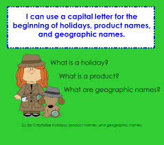 Is Happy Halloween Capitalized by 2 L 2a Capitalize Holidays Product Names And Geographic Names