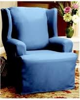 Sure Fit Folding Chair Slipcovers by Don U0027t Miss This Deal On Sure Fit Solid Duck Cloth Folding Chair
