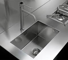 stahl arbeitsplatte holes steel time srl für küchen