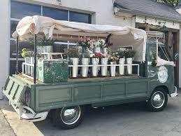Amelias Flower Truck Nashvilles Mobile Shop In 12 South Nashville