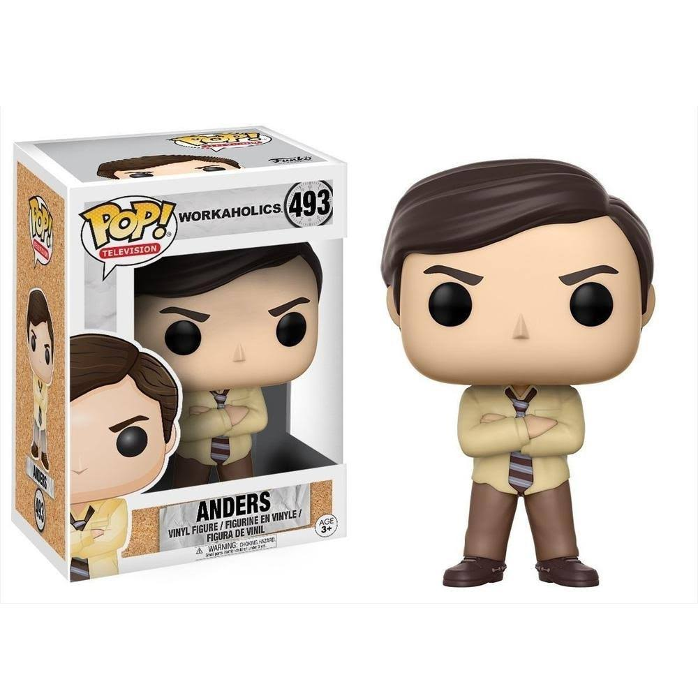 Funko POP! Television Workaholics - Anders