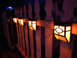 solar powered wall mounted lights upgrade mount landscape garden