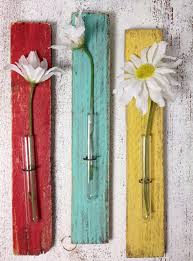 Old Bits Of Wood Paint Glass Tubes And Wire Equals A Rather