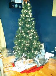 The Grinch Christmas Tree Skirt by A Cat Proof Christmas Aluminum Foil Tree Skirt And Foil Wrapped