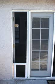 Sliding Patio Door With Pet Door handballtunisie