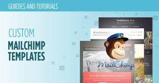 Custom MailChimp Templates What They Are And How Work