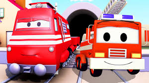 Troy The Train And The Fire Truck In Car City | Trains & Trucks ... Fire Truck Cartoon Stock Vector 98373866 Shutterstock Cute Fireman Firefighter Illustration Car Engine Motor Vehicle Automotive Design Fire Truck Police Monster Compilation Little Heroes Game For Kids Royalty Free Cliparts Vectors And The 1 Hour Compilation Incl Ambulance And Theme Image Trucks Group 57 Firetruck Cartoon Cakes Pinterest Of Department