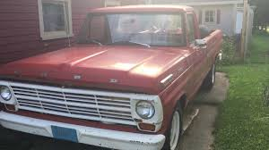 1968 Ford F100 Truck Schematic - Trusted Wiring Diagram