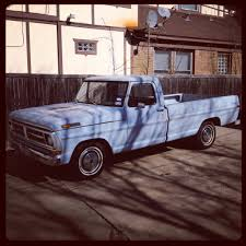 100 71 Ford Truck A 19 F100 A Beginners Restoration By Trial And Error