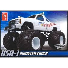Round2 Models AMT632 1:25 USA-1 Monster Truck [172802670698 ... Amt Captain America Monster Truck 857 132 New Plastic Model Traxxas Erevo 116 4wd Rtr W 24ghz Radio 550 Special Edition Cstruction Set Eitech Corner Pockets Vxl Mini Ripit Rc Trucks Fancing Cars King Tamiya Control Car 110 Electric Mad Bull 2wd Ltd Amazon Dairy Delivery 58mm 2012 Hot Wheels Newsletter Truck Bigfoot 3d Model Cgtrader 125 Scale Bigfoot Build Final Youtube Tamiya Lunch Box Premium Bundle Fast Charger 58347 Jadlam Shredder 16 Scale Brushless