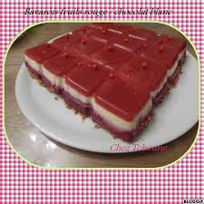 bavarois fruits rouges chocolat blanc thermomix maman et ses