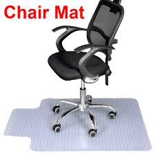 Office Chair Carpet Protector Uk by Non Slip Spiked Premium Pvc Chair Mat Carpet Protector For Home